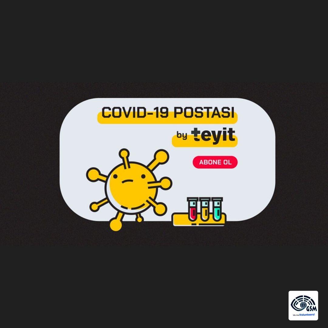 COVID-19 Postasına Abone Olun