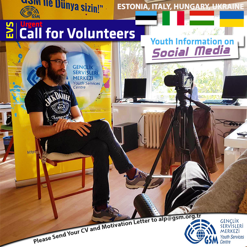Youth Media Portal- We are looking for volunteers