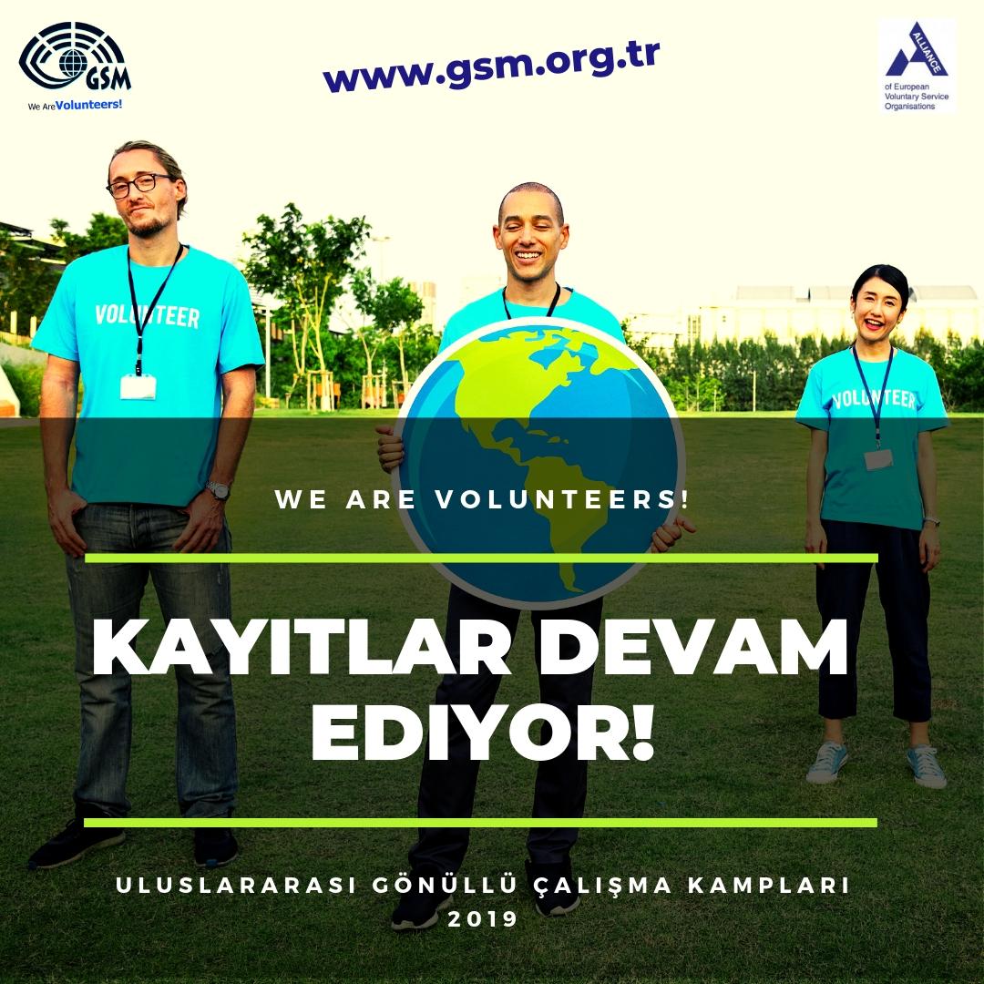 KAYITLAR DEVAM EDİYOR! - 2019